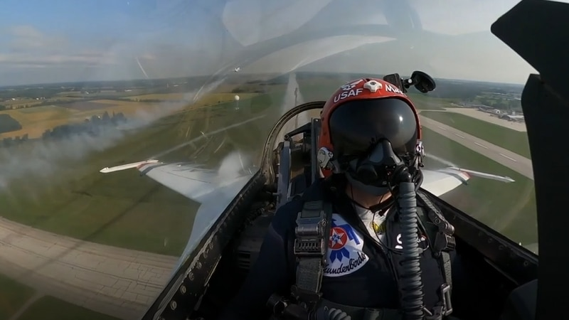 The Cleveland Air Show will feature the U.S. Air Force Thunderbirds, the A-10C Thunderbolt Demo...