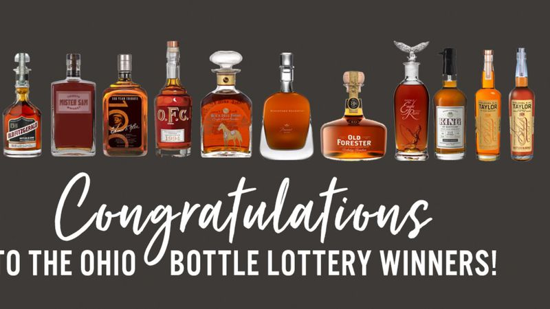 For the third year, Ohio's Division of Liquor Control held a lottery to win a chance to buy...