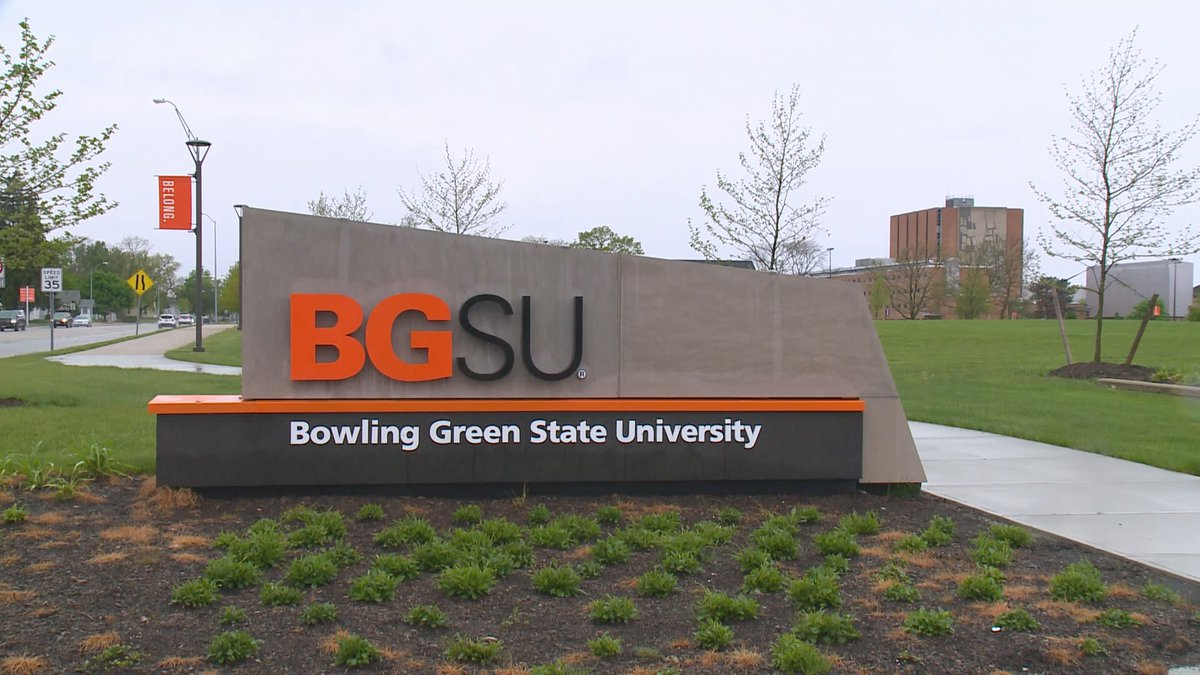 Bowling Green State University in Bowling Green, Ohio.