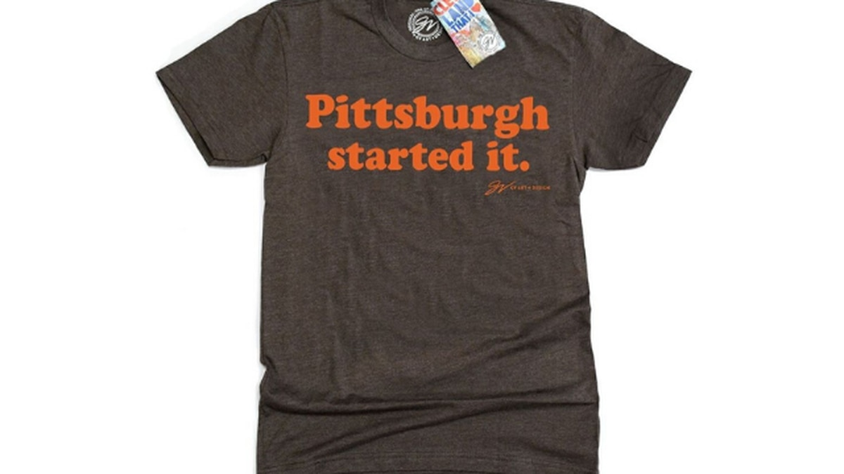 Cleveland shirt company weighing in on incident