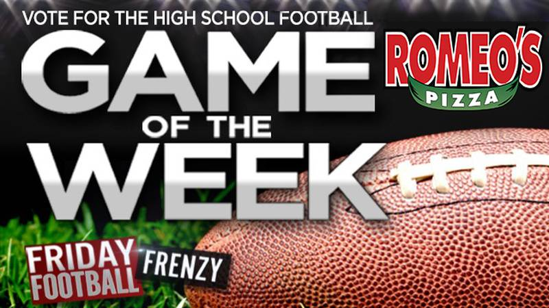 Game of the Week - Romeo's Pizza