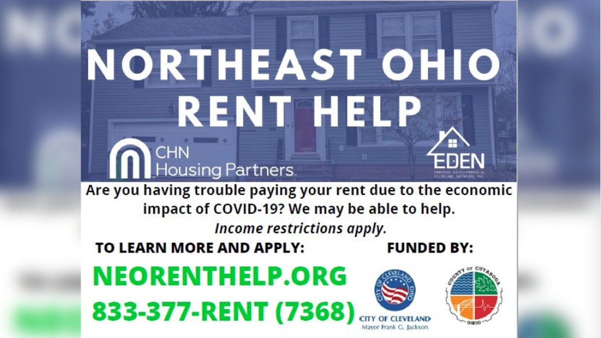 Apply now: Cuyahoga County providing $6.8 million for residents struggling to make rent due to...