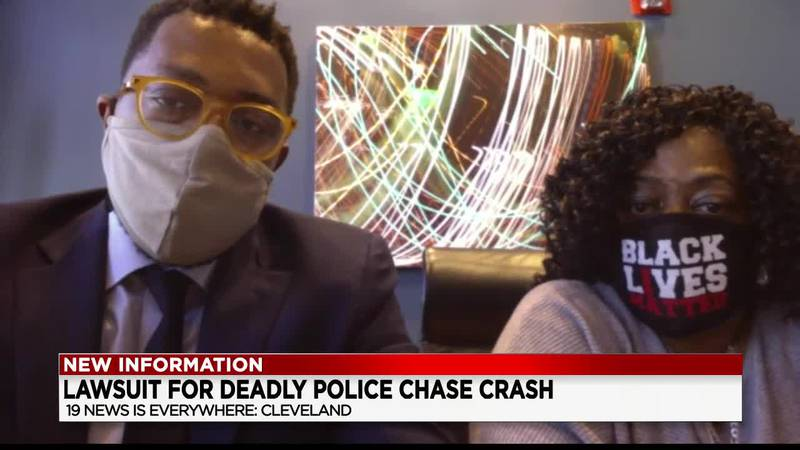 Family of children injured during police chase file lawsuit
