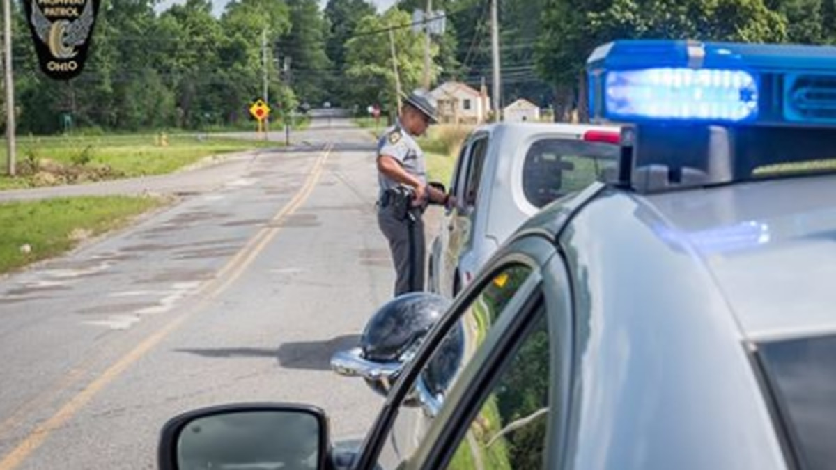 The Ohio State Highway Patrol said troopers removed more than 27,000 impaired drivers from the...