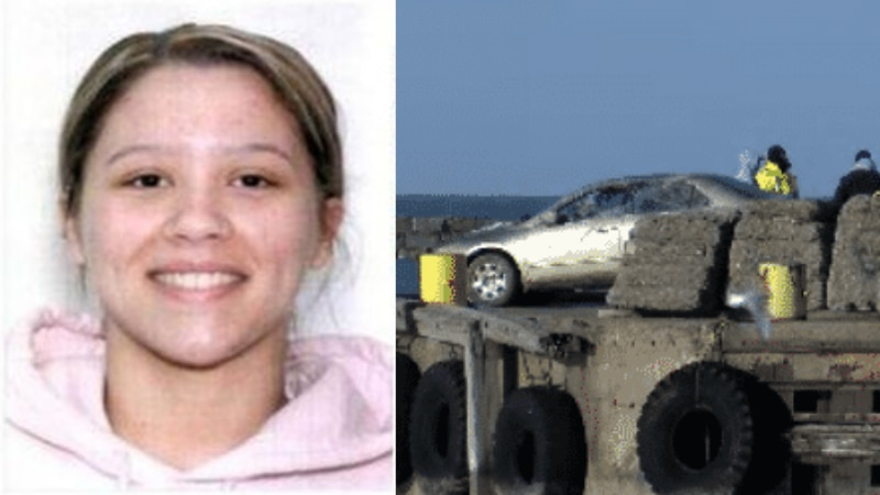 Body of missing 18-year-old Cleveland woman found in car pulled from Hot Waters Marina in Lorain