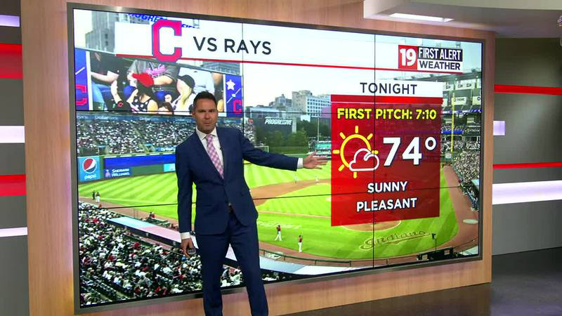 Northeast Ohio weather: Comfortable conditions continue through Friday