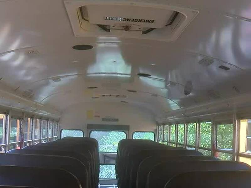 Akron Public Schools installs misters in buses to fight COVID-19