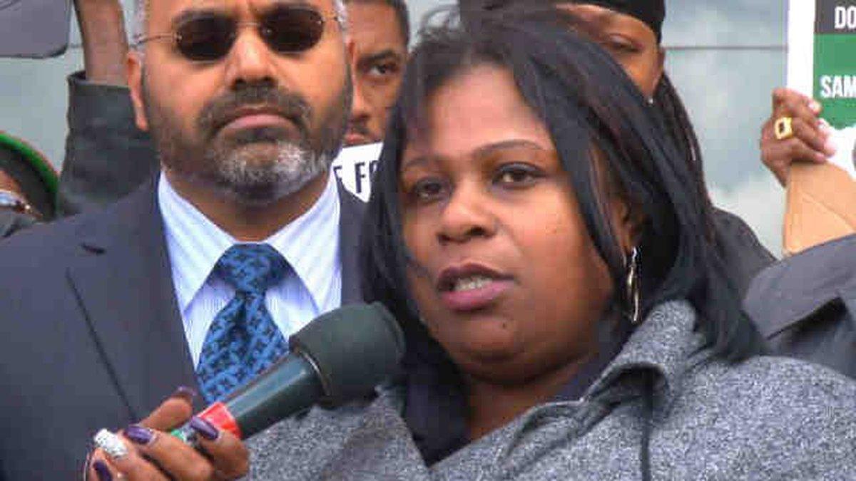 Samaria Rice to speak during Kent State May commemoration. (Source: WOIO)