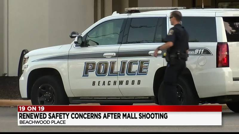 Fifth shooting in three years at the upscale Beachwood Place mall renews safety concerns