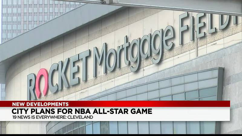 Cleveland plans to be 'best host city' NBA 'ever had' for 2022 All-Star Game