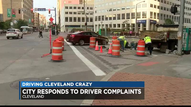 Cleveland 19 got answers and the reason behind the repairs was for our safety.