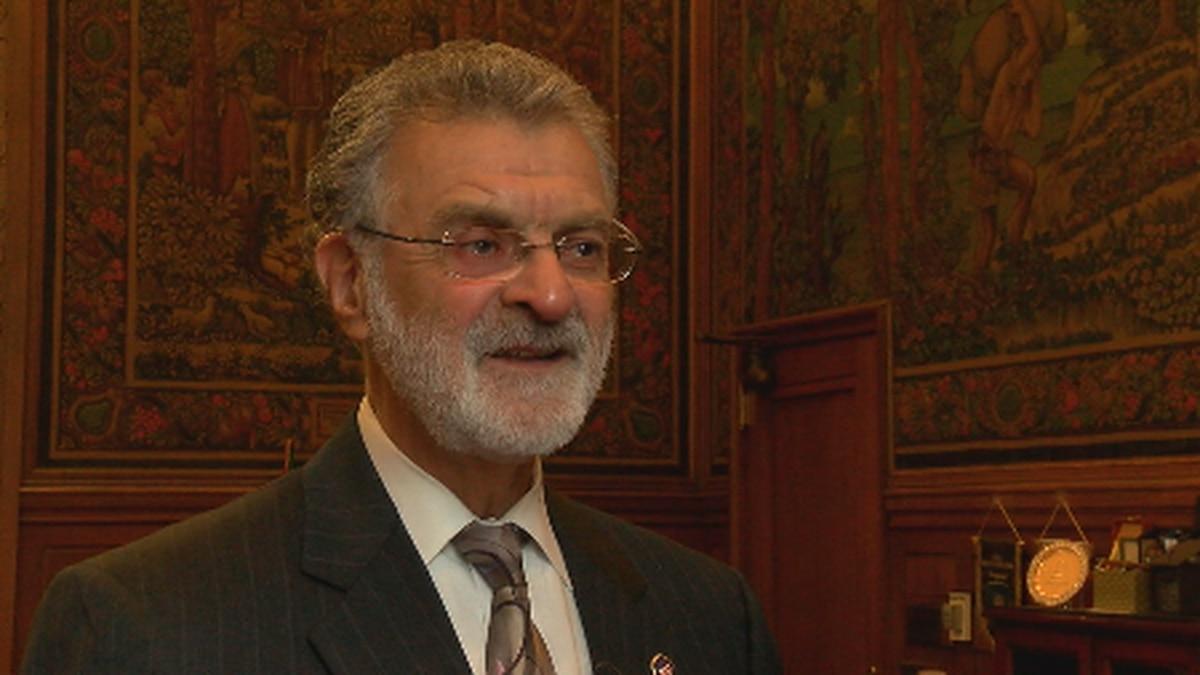 Mayor Jackson speaks about Lance Mason's hiring (Source: WOIO)