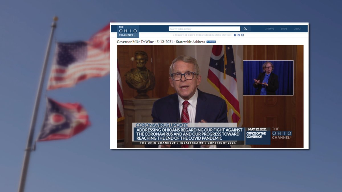 Dewine announced the plan Wednesday night. Starting May 26th, there will be a drawing each...