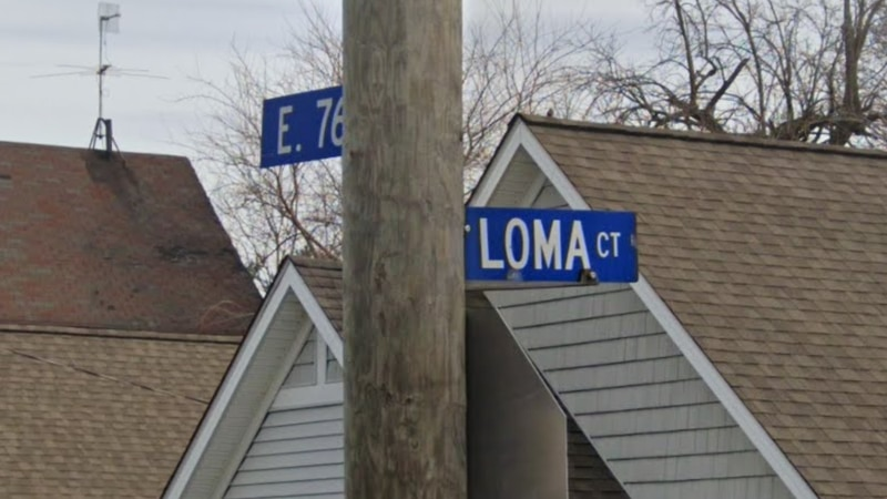 Intersection near scene of deadly shooting