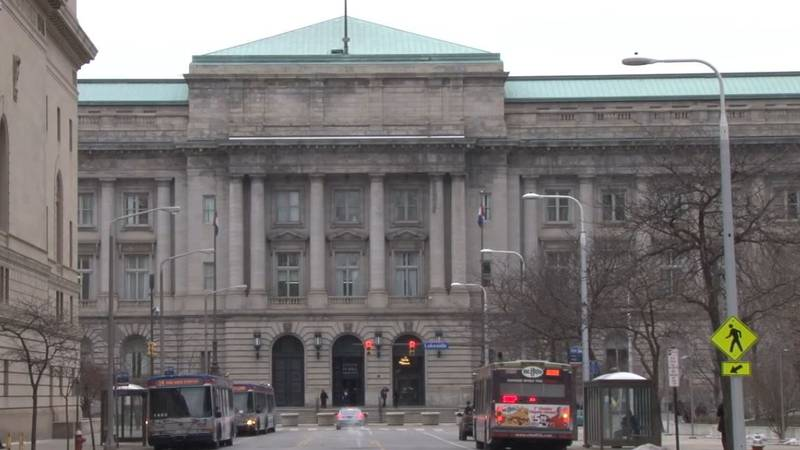 Cleveland City Hall (Source: WOIO)