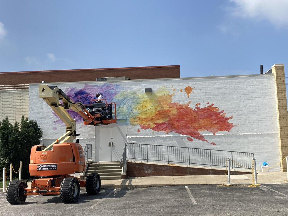Cleveland Walls will bring together local and national artists to paint 19 new murals...