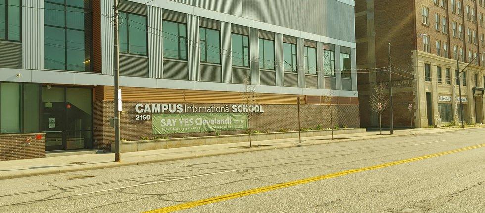Campus International Campus, CMSD school