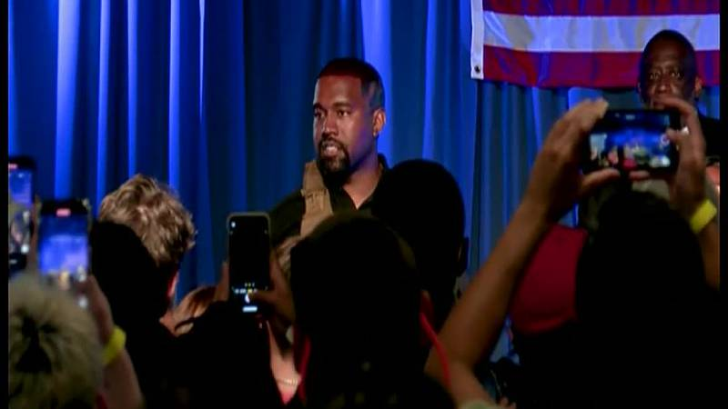 Kanye West's unlikely White House bid is getting help qualifying for presidential ballots in...