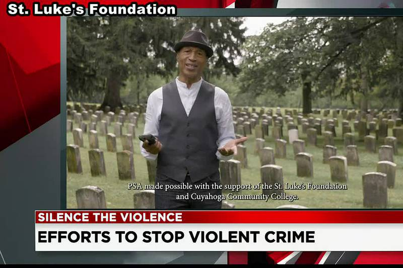 Silence the Violence: need to save lives picks up steam in Cleveland with new Stop the Pain...