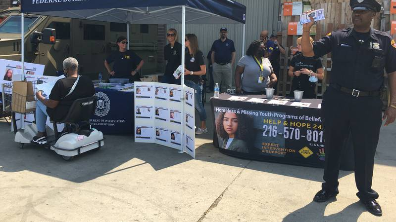 38th annual National Missing Children's Day remembered in Cleveland
