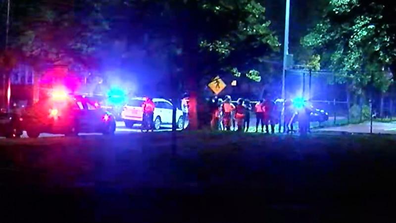 3 men shot at Cleveland's Jefferson Park on Monday night