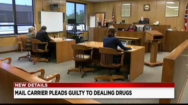Ashtabula mail carrier pleads guilty to selling cocaine while on the job