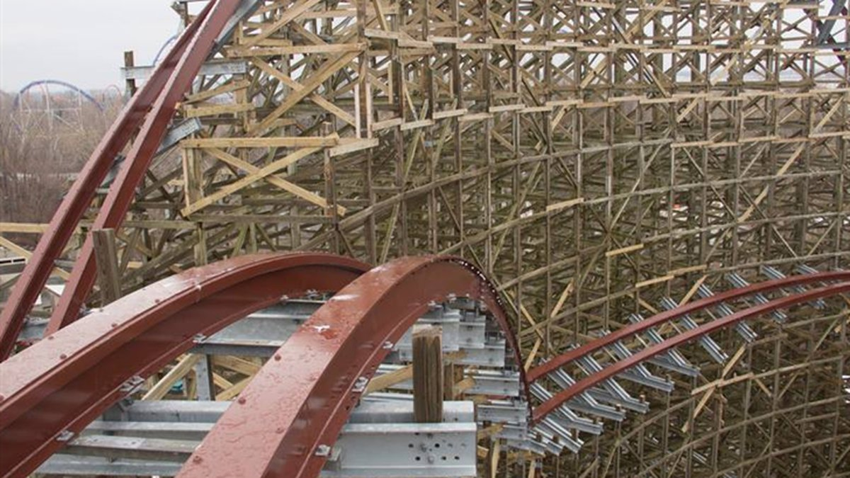 Thrill seekers are beyond excited for the Steel Vengeance ride to open at Cedar Point. (Source...