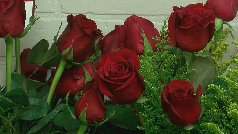 Valentine's Day is right around the corner and as flower shops prepare for the big day, they've...
