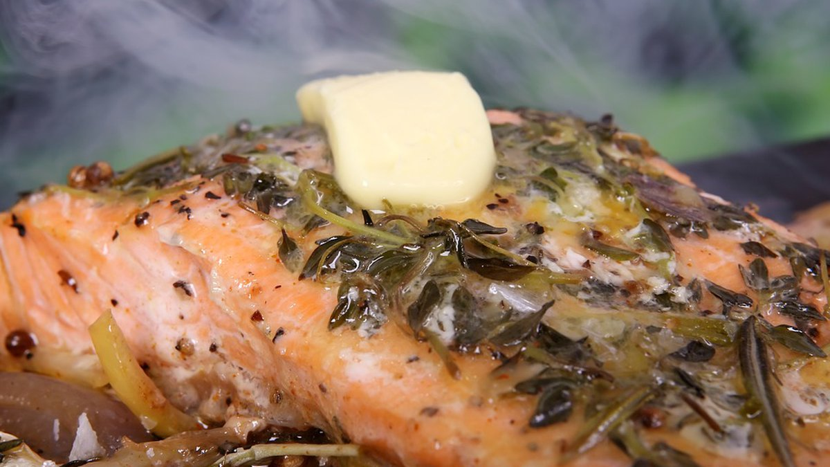 A University Hospitals doctor says fish can be an airborne allergen causing an allergic...