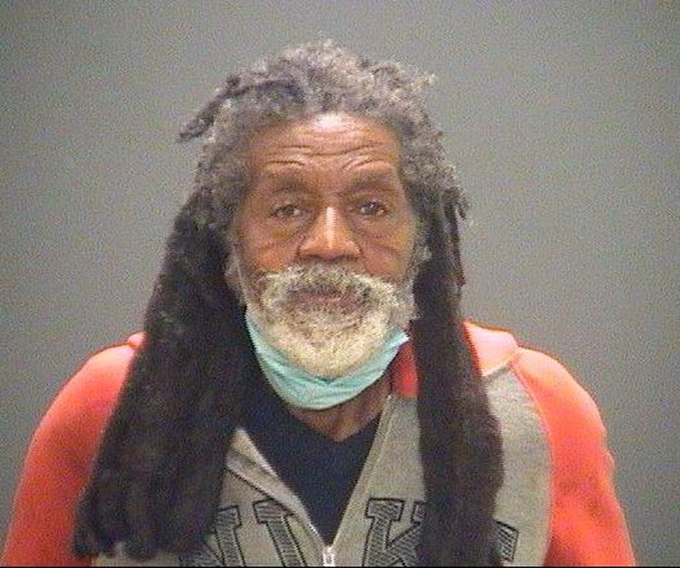 Johnny Hogue, 80, is charged with aggravated murder for the fatal shooting of his neighbor.