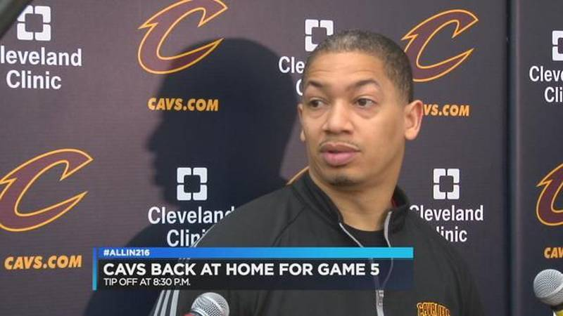 Lue: 'We have to get stops' in Wednesday night's Cavs vs Raptors game