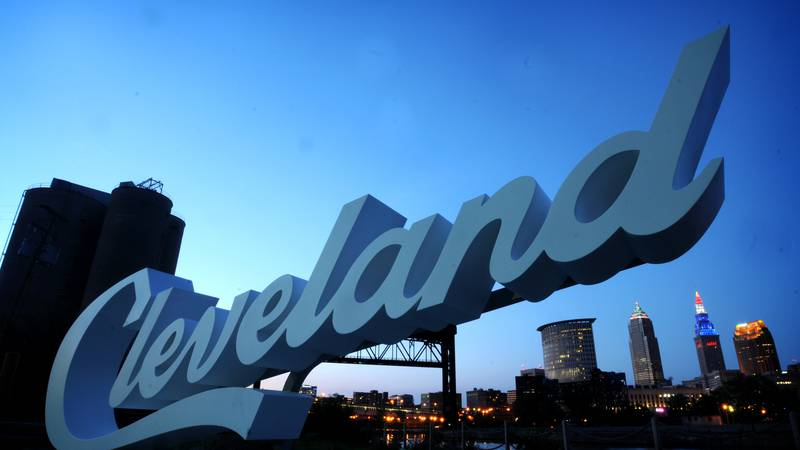 Public art is popular in Cleveland as more murals go up around the city.