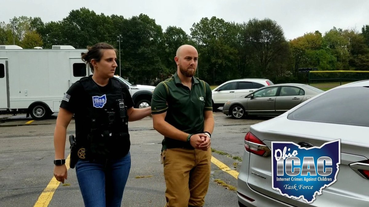 Patrick DeChant was arrested by the Ohio Internet Crimes Against Children Task Force on October...