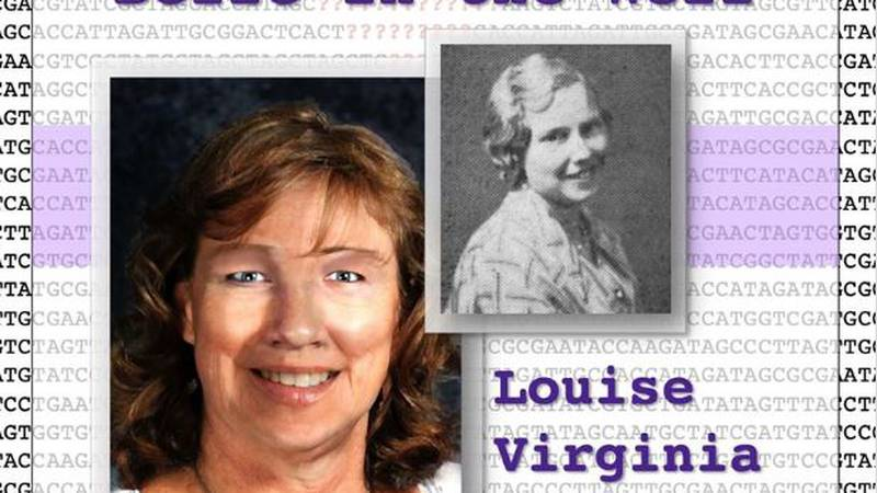 Found strangled and stuffed in a well in 1981, Louise Virginia Peterson Flesher, was identified...