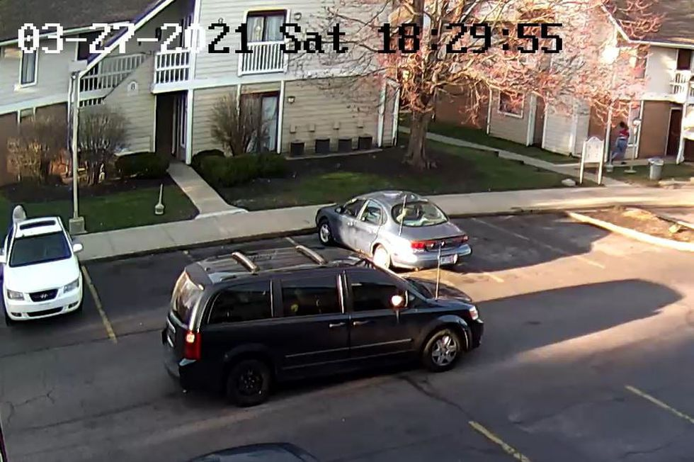 Vehicle wanted in March 27, 2021 Copley shooting.