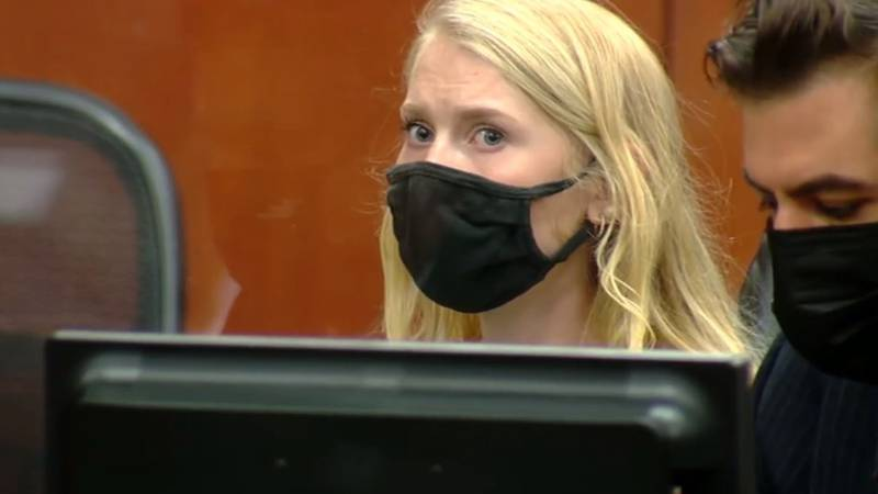 After 14 months, Skylar Richardson was released from probation.