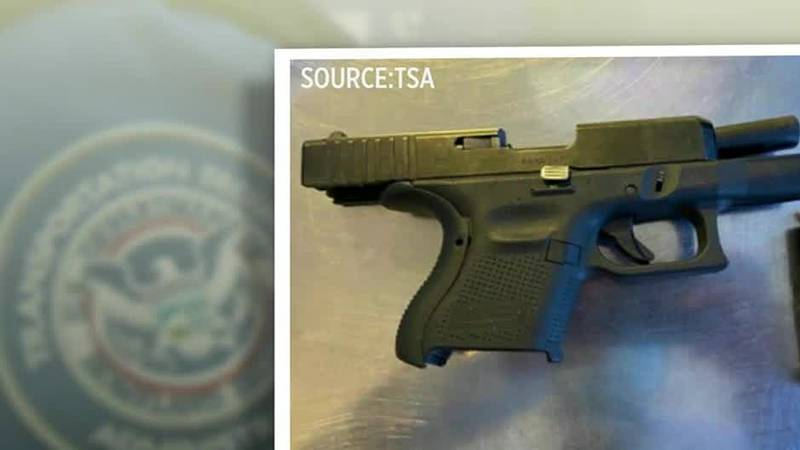 TSA finds more guns at Cleveland Hopkins International Airport security checkpoints