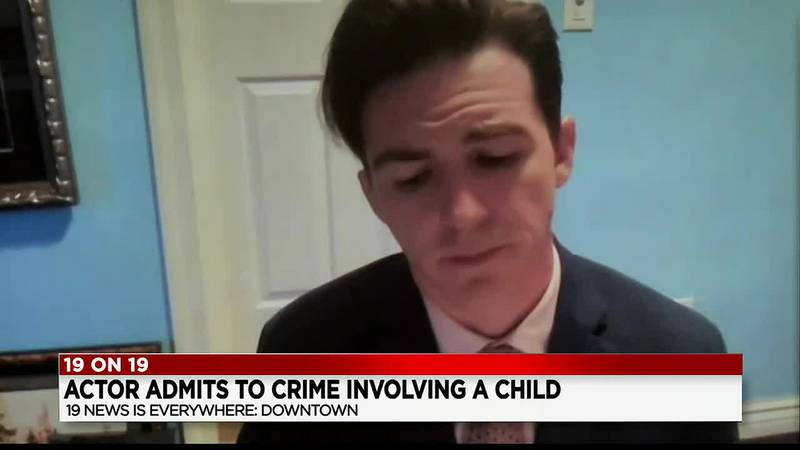 Drake Bell, former star of Nickelodeon children's shows, pleads guilty to incident involving a...