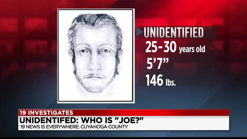 Unidentified: 40 years later, man's identity still unknown after he fell off cliff and died