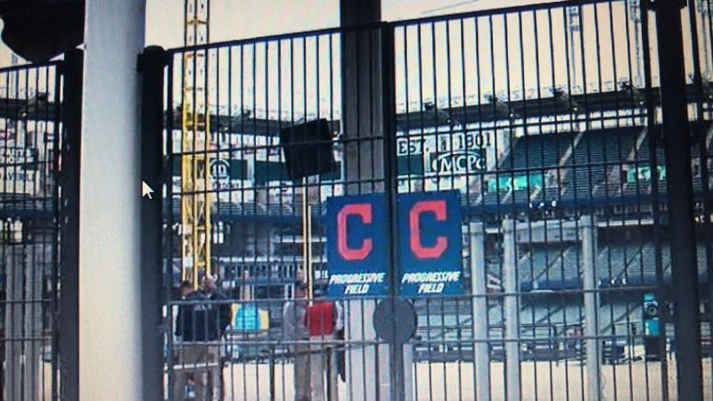 For the first time since 2019 the Indians will play a baseball game in Progressive Field...