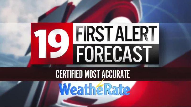 19 First Alert Forecast