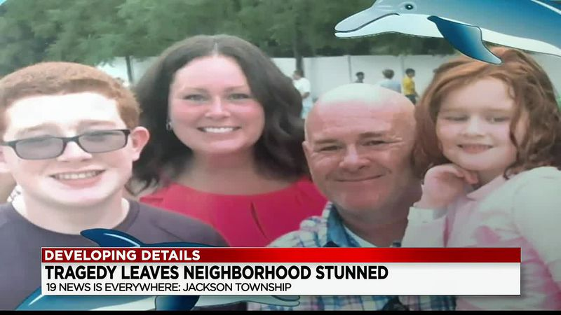 Community mourns murdered Jackson Township family