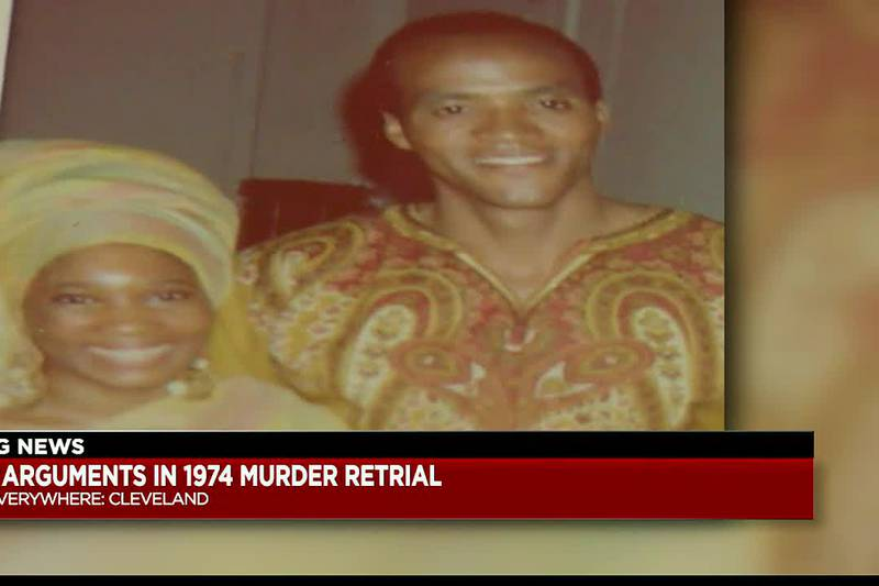 Closing arguments made in trial of elderly Cleveland man convicted of murdering wife in 1974