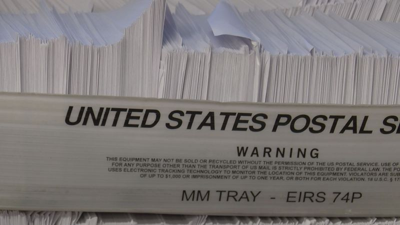 Friday is the first day Mecklenburg County sent out absentee ballots to voters. Elections...