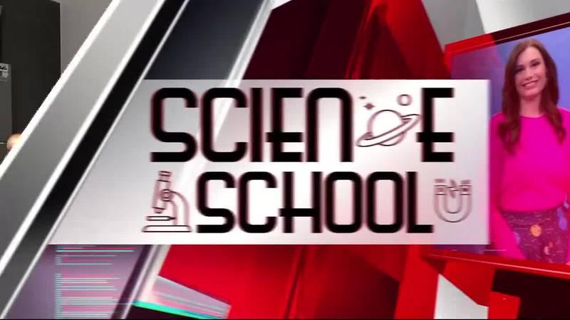 19 First Alert Science School: Space Volcanoes
