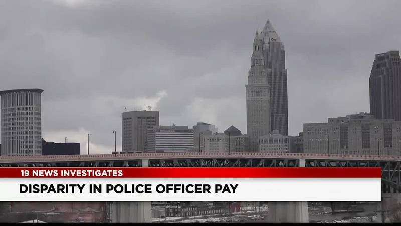 Higher police pay in suburbs draws officers, new recruits away from Cleveland's police department