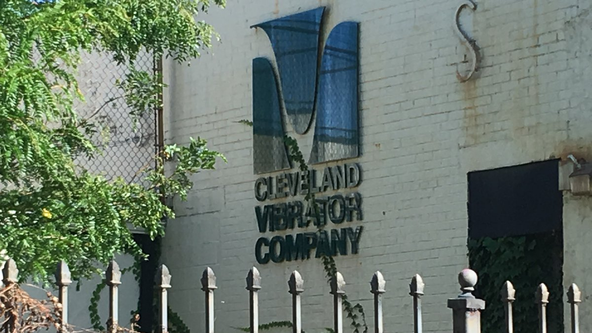 The Cleveland Vibrator Company is moving its headquarters