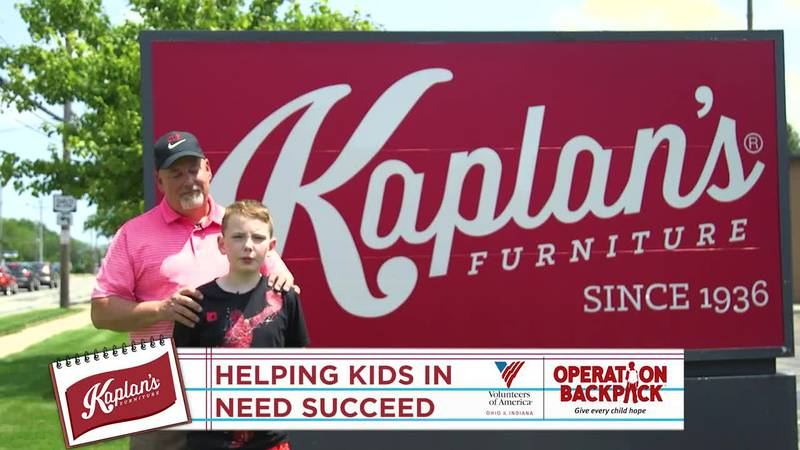 Collecting school supply donations NOW at all locations