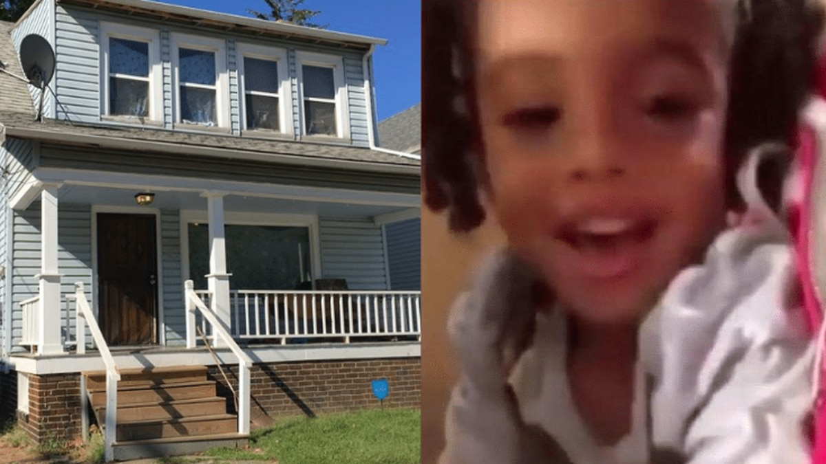 Cleveland Police: 6-year-old girl dies after getting shot in the head while she was sleeping...