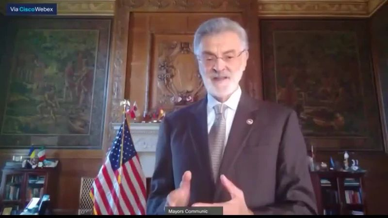 Mayor Frank Jackson says he is not insulted by his critics who say he is not tough on crime...
